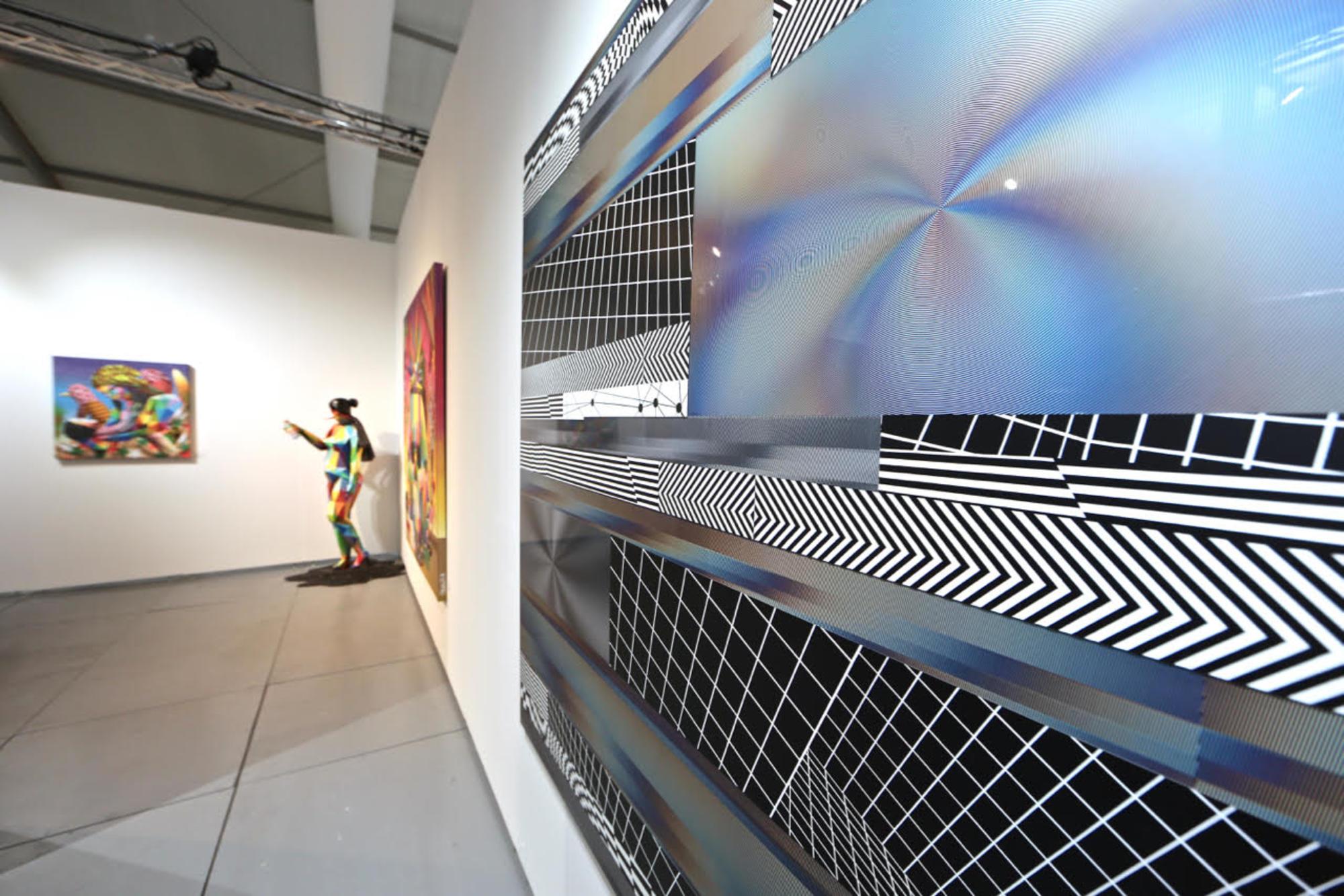 Mirus Gallery At Scope Miami Beach 2017