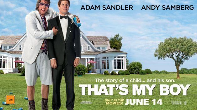 watch thats my boy full movie online free